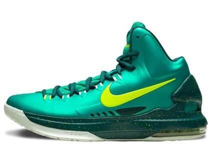 Nike KD 5 Hulkの写真