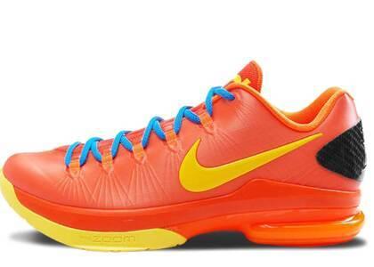 Nike KD 5 Elite Team Orangeの写真