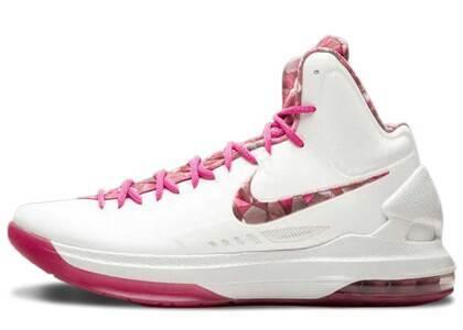Nike KD 5 Aunt Pearlの写真