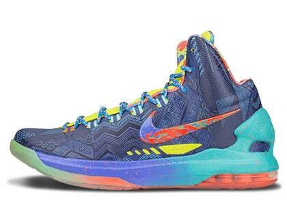 Nike KD 5 What the KDの写真
