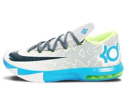 Nike KD 6 Home IIの写真
