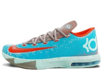 Nike KD 6 Maryland Blue Crabの写真