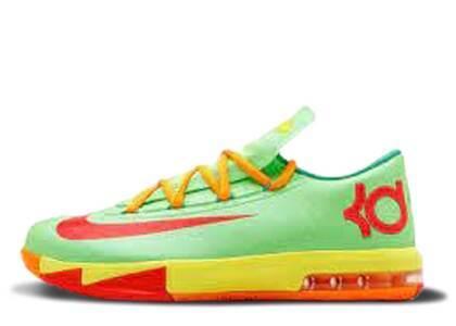 Nike KD 6 GS Candyの写真