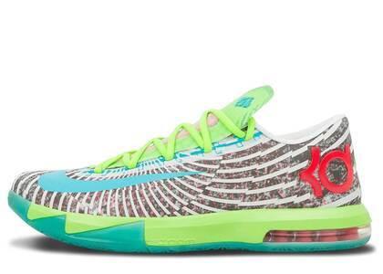 Nike KD 6 Supreme D.C. Preheatの写真