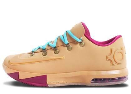 Nike KD 6 EXT Gumの写真