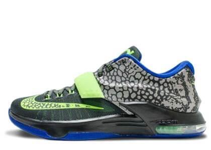 Nike KD 7 Electric Eelの写真