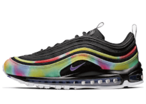 Nike Air Max 97 Tie Dye Blackの写真
