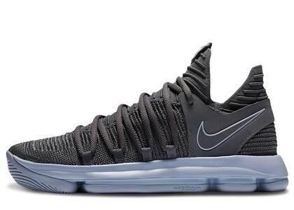 Nike KD 10 Dark Greyの写真