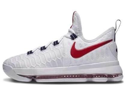 Nike KD 9 USA GSの写真