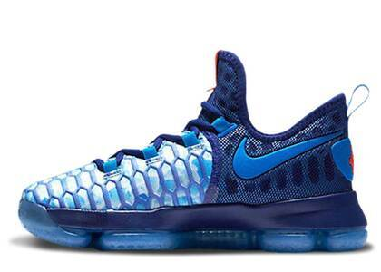 Nike KD 9 Fire and Ice GSの写真