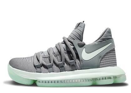 Nike KD 10 Cool Grey Igloo GSの写真