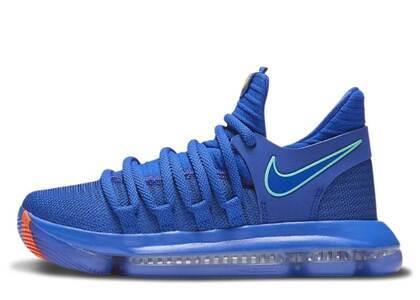Nike KD 10 City Edition GSの写真