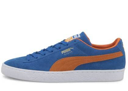 Puma Suede Teams New York Knicksの写真