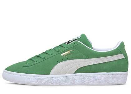 Puma Suede Teams Celtics の写真