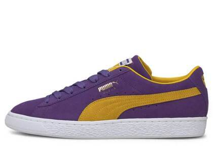 Puma Suede Teams Lakersの写真