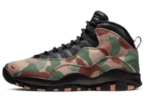 Nike Air Jordan 10 Retro Duck Camoの写真