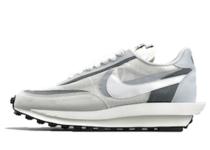 Nike LD Waffle Sacai White Greyの写真
