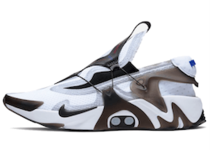 Nike Adapt Huarache White Blackの写真