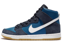 Nike SB Dunk High Industrial Blueの写真