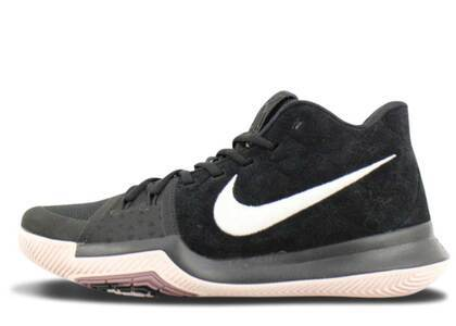 Nike Kyrie 3 Black Suedeの写真