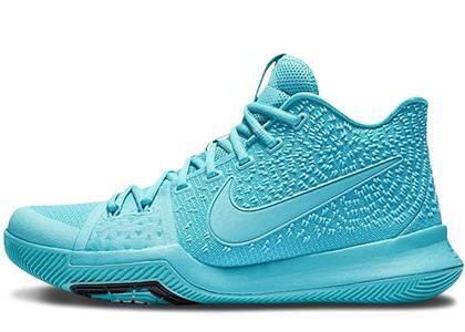Nike Kyrie 3 Aquaの写真