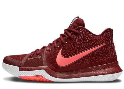 Nike Kyrie 3 Team Redの写真