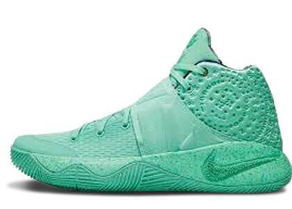 Nike Kyrie 2 What the Kyrie Green Glowの写真