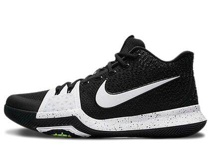 Nike Kyrie 3 TB Black Whiteの写真