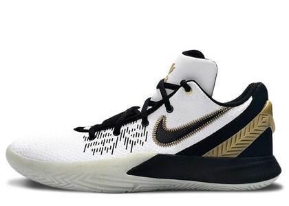 Nike Kyrie Flytrap 2 White Black Goldの写真