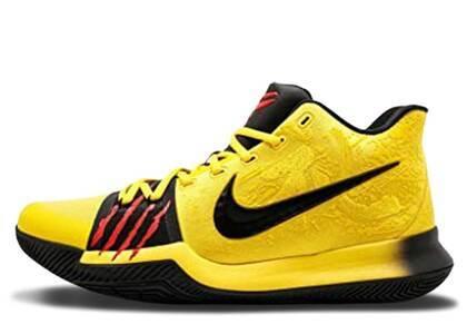 Nike Kyrie 3 Mamba Mentality Bruce Leeの写真