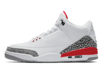 AIR JORDAN 3 RETRO KATRINAの写真