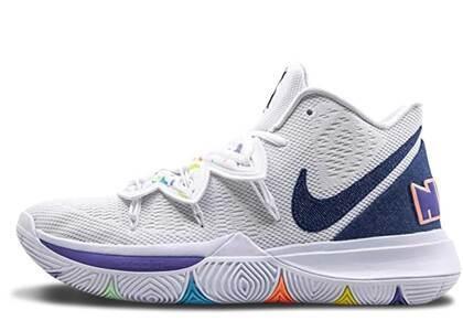 Nike Kyrie 5 White Denimの写真