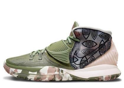 Nike Kyrie 6 Preheat Collection Shanghaiの写真