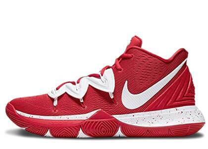 Nike Kyrie 5 Team University Red Whiteの写真