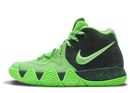 Nike Kyrie 4 Spinach GSの写真