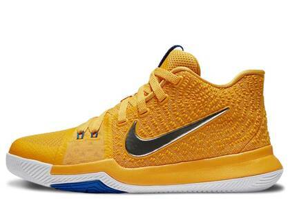 Nike Kyrie 3 Mac and Cheese GSの写真