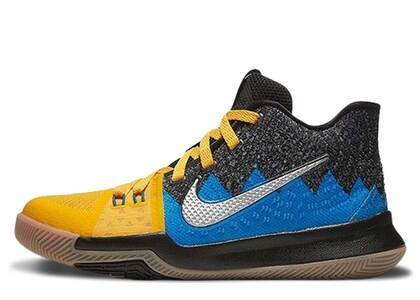Nike Kyrie 3 What the Kyrie GSの写真