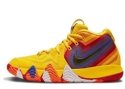 Nike Kyrie 4 70s Decades Pack GSの写真