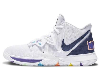 Nike Kyrie 5 White Denim GSの写真