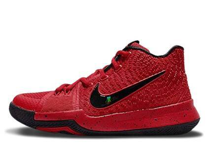 Nike Kyrie 3 Candy Apple Red GSの写真