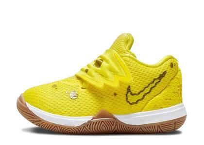 Nike Kyrie 5 Spongebob TDの写真