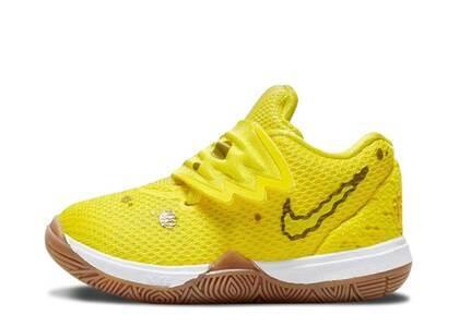 Nike Kyrie 5 Spongebob TD (House of Hoops Special Box)の写真