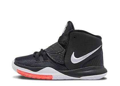 Nike Kyrie 6 Jet Black White PSの写真