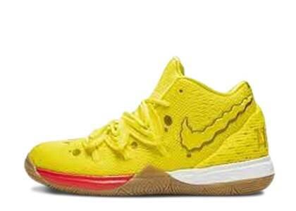 Nike Kyrie 5 Spongebob PSの写真