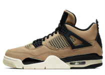 Nike Air Jordan 4 Retro Fossil Women'sの写真