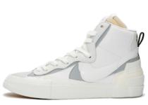 Nike Blazer Mid Sacai White Greyの写真