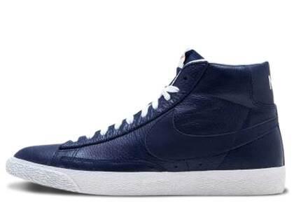 Nike Blazer Mid Binary Blue の写真