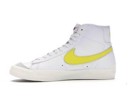 Nike Blazer Mid 77 Vintage Optic Yellowの写真