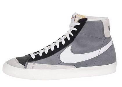 Nike Blazer Mid 77 Vintage Cool Grey White Blackの写真