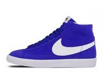 Nike Blazer Mid Racer Blueの写真